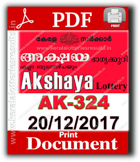 Keralalotteriesresults.in, Today Lottery Result; 20-12-2017 Akshaya Lottery Results (AK-324), kerala lottery, kl result,  yesterday lottery results, lotteries results, keralalotteries, kerala lottery, keralalotteryresult, kerala lottery result, kerala lottery result live, kerala lottery today, kerala lottery result today, kerala lottery results today, today kerala lottery result, kerala lottery result 20-12-2017, akshaya lottery results, kerala lottery result today akshaya, akshaya lottery result, kerala lottery result akshaya today, kerala lottery akshaya today result, akshaya kerala lottery result, akshaya lottery AK.324 results 20-12-2017, akshaya lottery ak-324, live akshaya lottery ak-324, akshaya lottery, kerala lottery today result akshaya, akshaya lottery (AK-324) 20/12/2017, today akshaya lottery result, akshaya lottery today result, akshaya lottery results today, today kerala lottery result akshaya, kerala lottery results today akshaya, akshaya lottery today, today lottery result akshaya, akshaya lottery result today, kerala lottery result live, kerala lottery bumper result, kerala lottery result yesterday, kerala lottery result today, kerala online lottery results, kerala lottery draw, kerala lottery results, kerala state lottery today, kerala lottare, kerala lottery result, lottery today, kerala lottery today draw result, kerala lottery online purchase, kerala lottery online buy, buy kerala lottery online