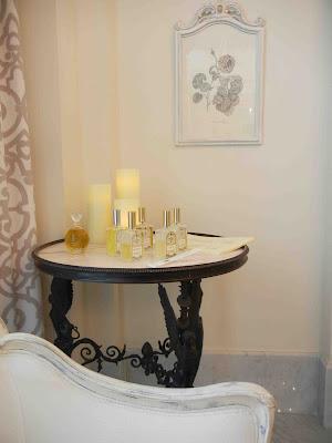 Florence night&day: Superlative massage at the Four Season Hotel Spa