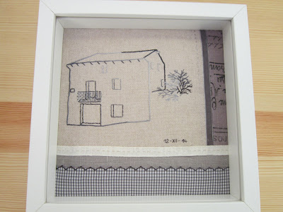 bordado, embroidery, broderie, casa, house, foto, photo, picture