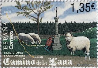 CAMINO DE LA LANA