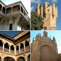 Salamanca; Castilla y León; Vía de la Plata