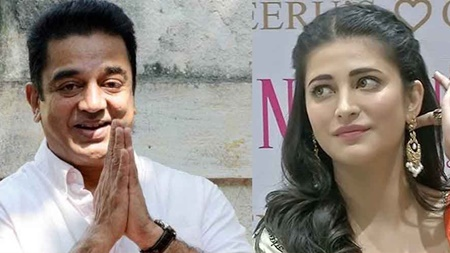 I will support my dad if he becomes politician: Shruthi hassan