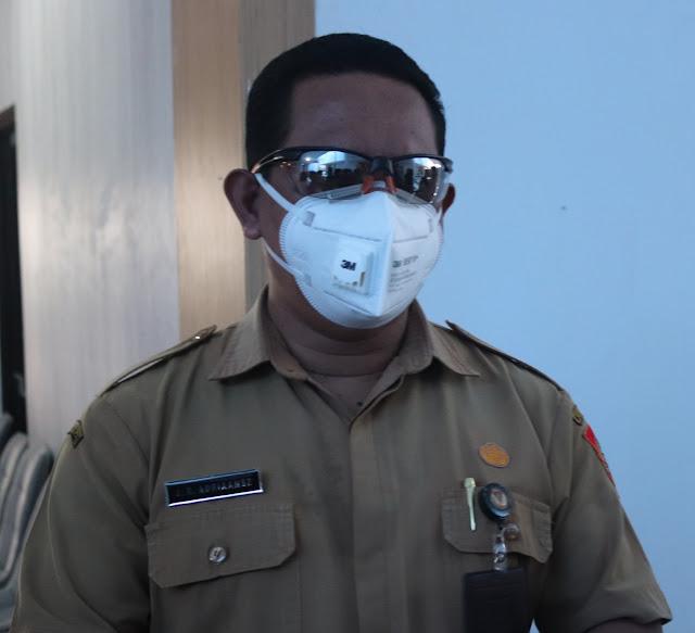 Joy Adriaansz Ungkap 5 Perawat Terkonfirmasi COVID-19 di Ambon