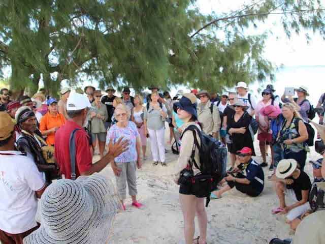 Pemkab Tanimbar Jalin Kerjasama dengan Tour Agent Guna Tingkatkan Kunjungan Wisman