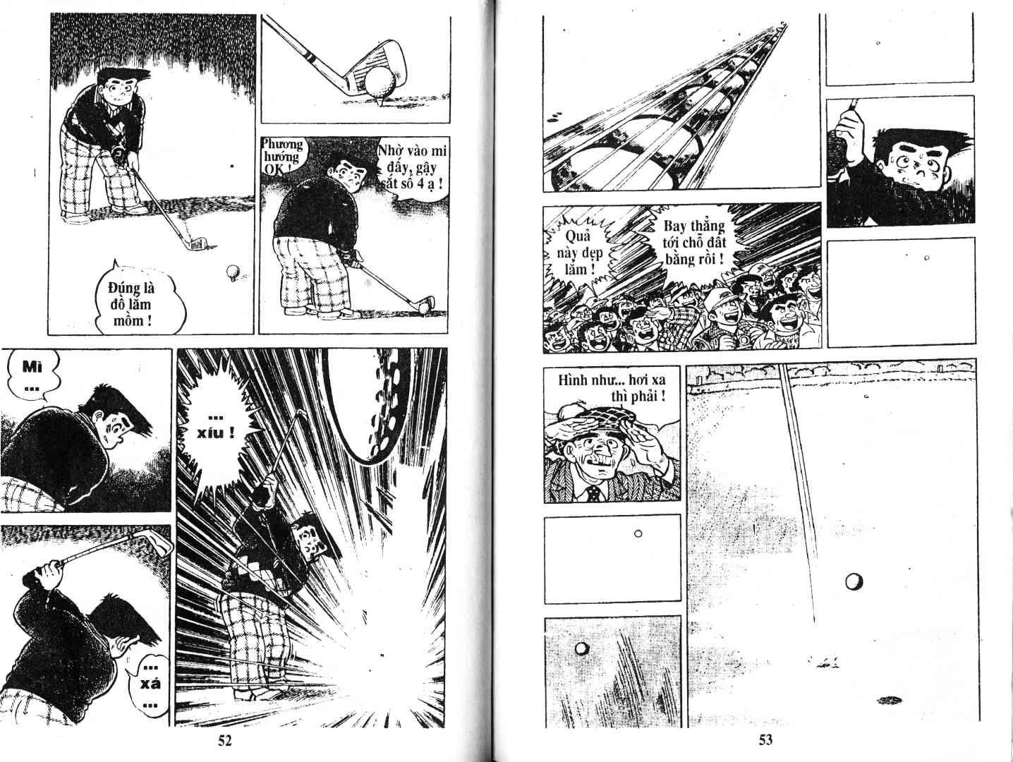 Ashita Tenki ni Naare chapter 52 trang 25