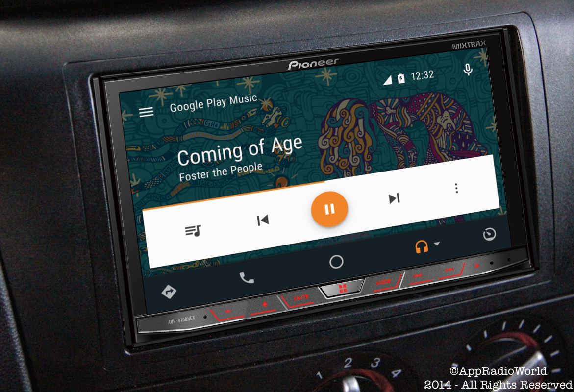 appradioworld apple carplay android auto car. Black Bedroom Furniture Sets. Home Design Ideas