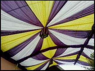 dekorasi tenda pesta