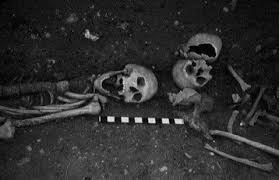 makan vampire di Southwel inggris di temukan bukti bahwa vampir itu ada