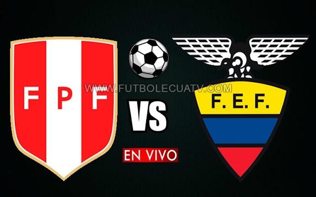 Perú se mide ante Ecuador en vivo 📺 a partir de las 20:00 horario de nuestro territorio por un ✅ amistoso internacional a realizarse en el reducto Red Bull Arena de New Jersey, EE.UU. teniendo como juez principal a mencionar luego con transmisión oficial de El Canal del Fútbol y Movistar Deportes.