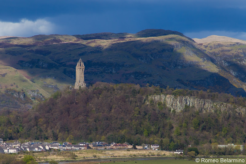 The National Wallace Monument Scottish Highlands Road Trip Itinerary