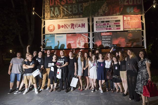 """Muzički dokumentarac """"Poslednjih 100"""" najbolji na Dok'n'Ritam festivalu"""