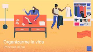 Ilustración Metas Organizarme Google Calendar