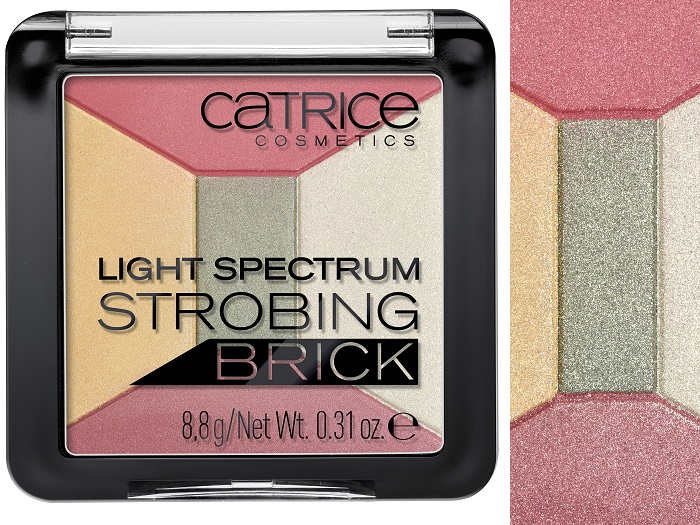 CATRICE Holo Graphic Light Spectrum Strobin Brick