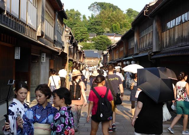 Calles de Higashiyama Chaya