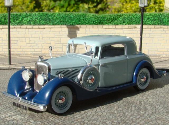 Panhard 6 CS Faux Cabriolet  Baujahr 1935  1:43  Altaya IXO  AL 1935-PA-01 NEU