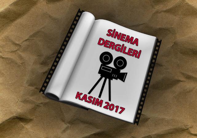 Sinema Dergileri – Kasım 2017