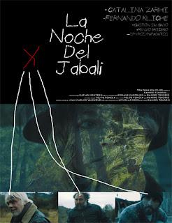 La noche del jabalí (2016)