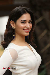 Actress Tamannaah Pictures at Abhinetri Movie Interview 0013.JPG