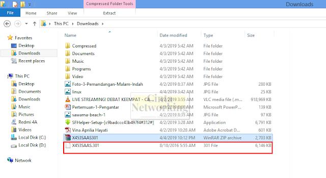 Cara Upgrade BIOS Laptop Asus X453SA Dengan Mudah - Cintanetworking.com
