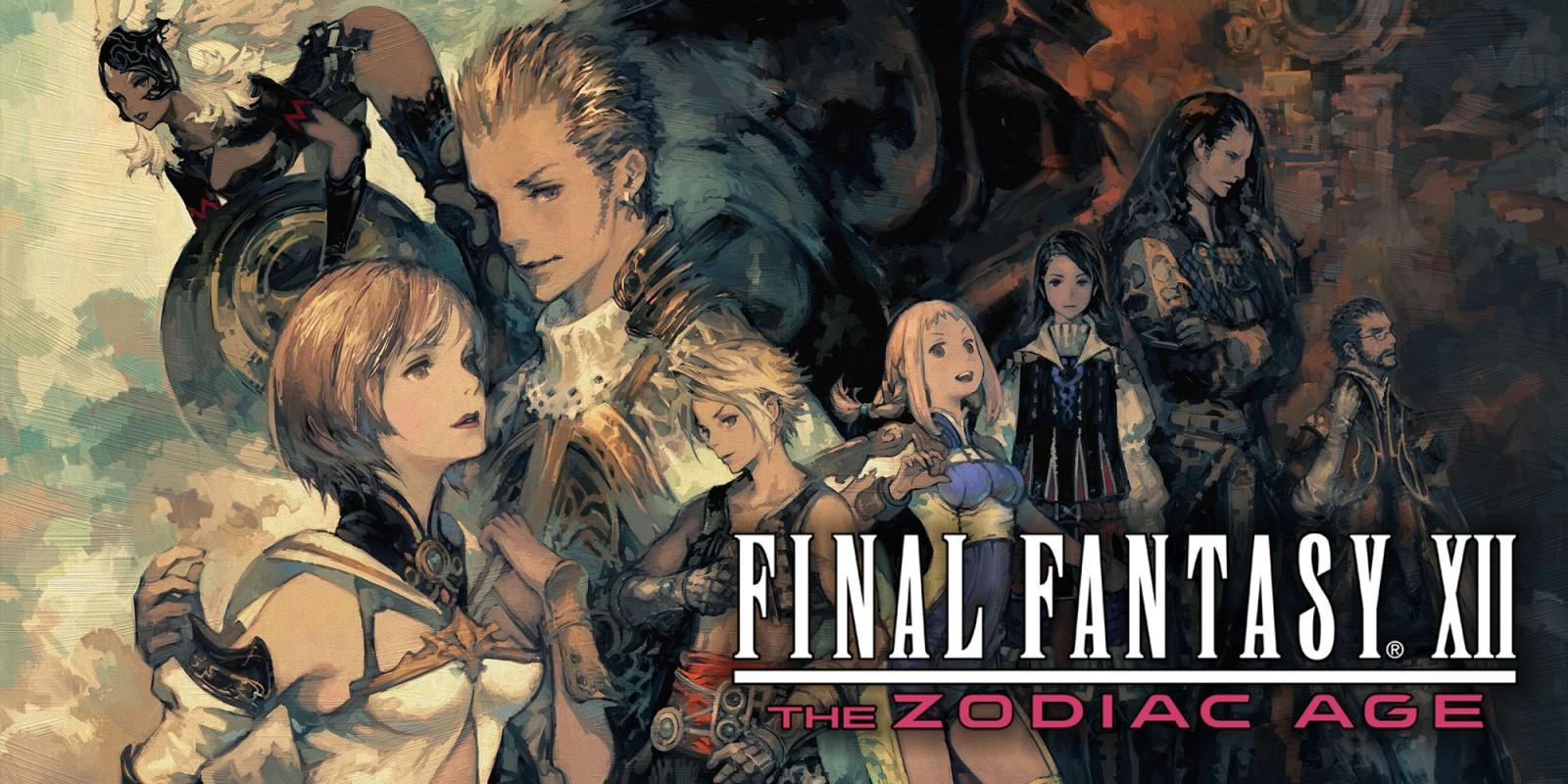 Análise: Final Fantasy XII: The Zodiac Age (Switch) - a melhor ...