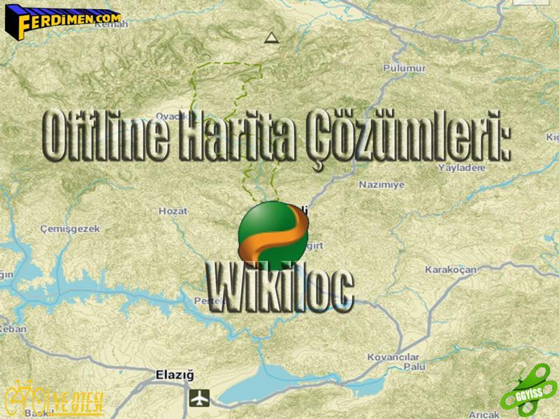Offline Harita Çözümleri – Wikiloc: