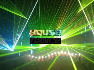 House-dance zenék
