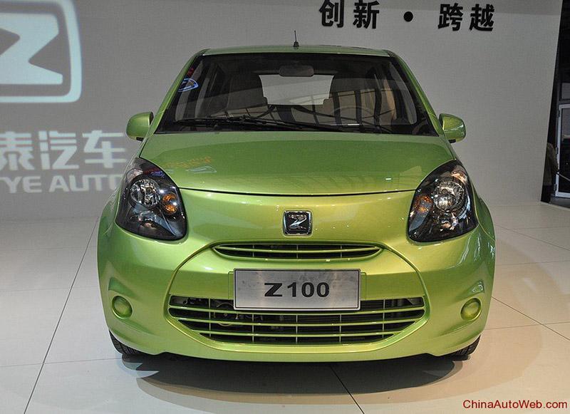 China Mehran Alto Zotye Z100 Car Launched in Pakistan