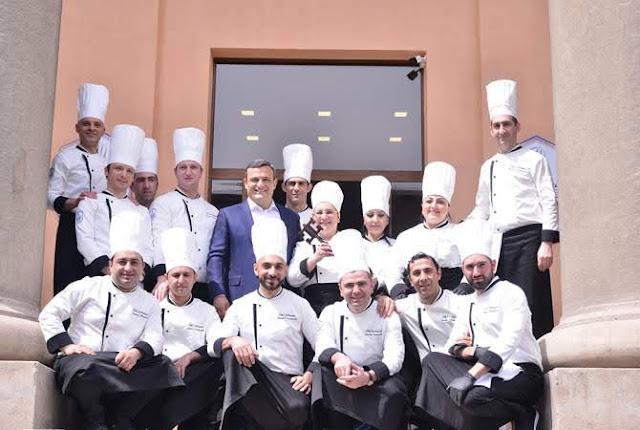 Abre primera Academia de arte culinario de Ereván