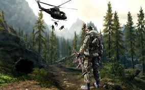 Commando Mountain Operation