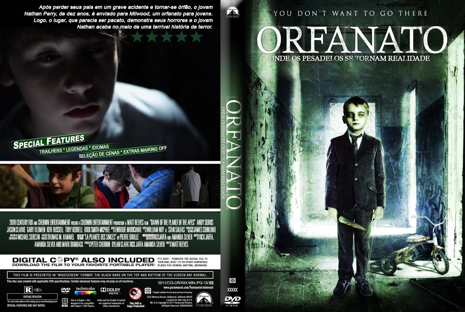 Orfanato Onde os Pesadelos se Tornam Realidade DVDRip XviD Dublado Orfanato 2B  2BXANDAODOWNLOAD