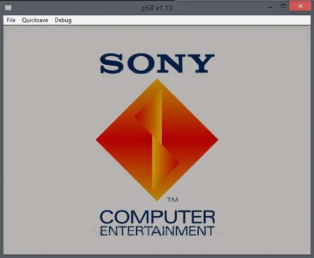 Emulator PSX 1 setup Free