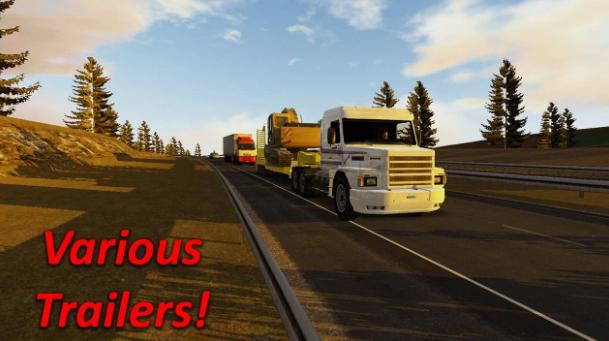 Heavy Truck Simulator MOD APK 1.750 Unlimited Money ...