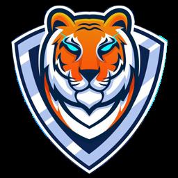 logo macan putih keren