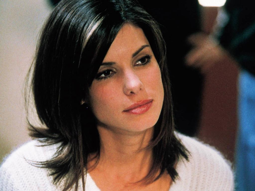 Cleavage Is a cute Sandra Bullock naked photo 2017