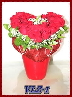 Jual Bunga Valentine