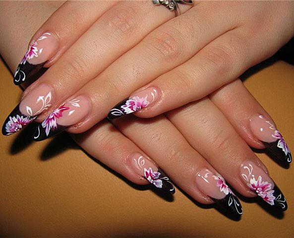 Nail Art Designs: Crazy Nail Arts For Girls