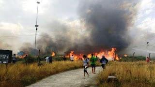 Lo aseguró el Ministro de Ambiente. El fuego devoró más de 50 hectáreas de la zona de bosques.