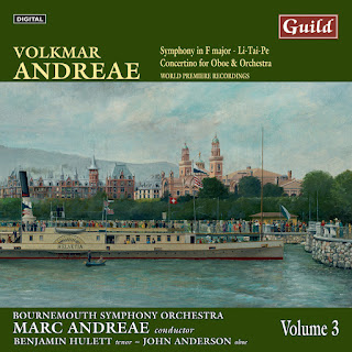 Andreae: Symphony in F Major