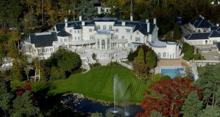 De top 10 van duurste huizen ter wereld wonen 2017 - Kroonluchter pampille huis van de wereld ...