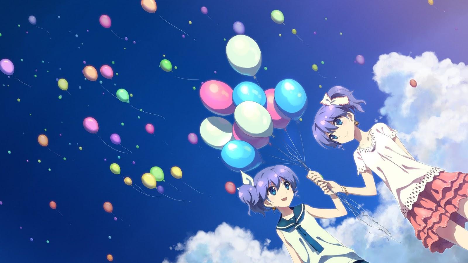 Romantic Anime Wallpaper 4k