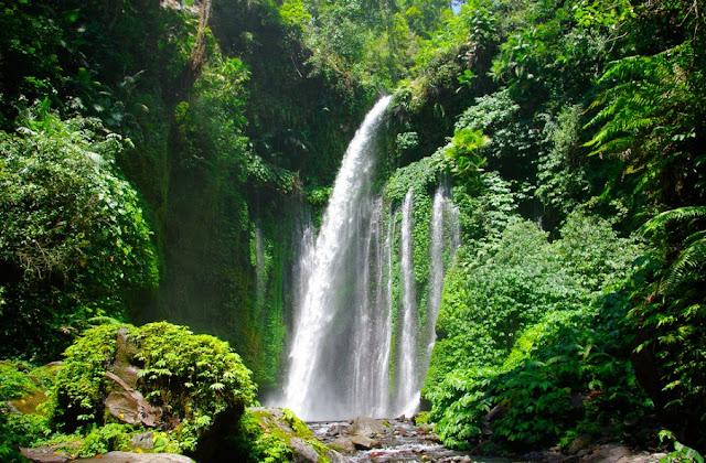 Air Terjun Kerta Gangga Lombok