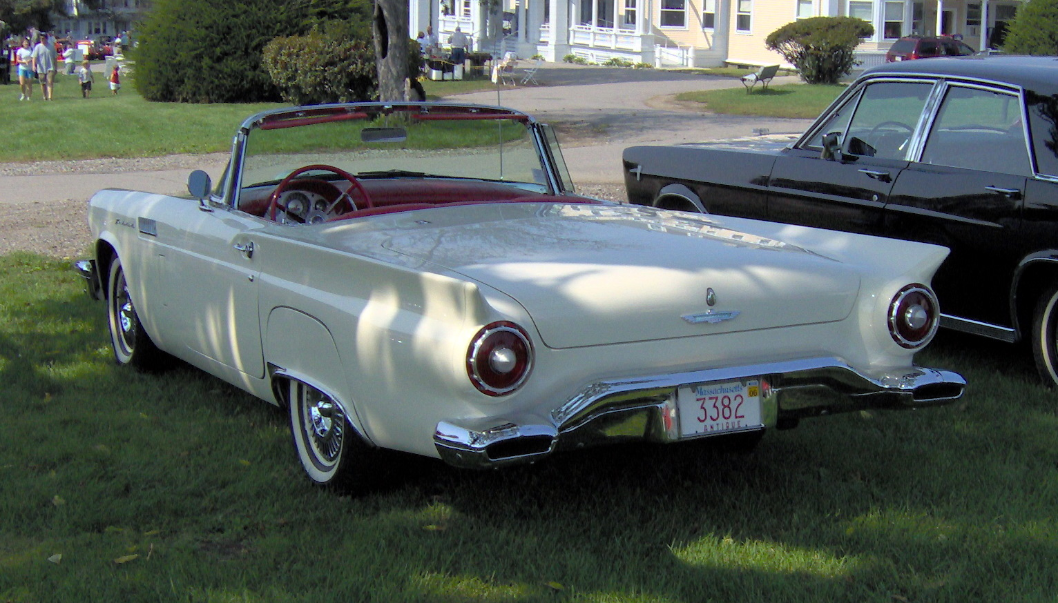 Ford Focus Se Hatchback >> Ford Cars: Ford Thunderbird 1957