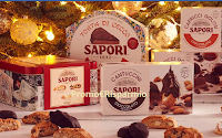 Logo Concorso ''Clicca e vinci il Natale Sapori'': gratis in palio 10 forniture di prodotti e 1 soggiorno in Toscana