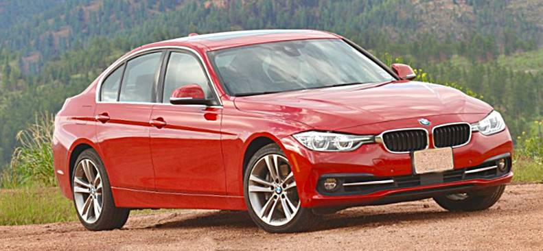 2017 bmw 340i xdrive sedan review auto bmw review. Black Bedroom Furniture Sets. Home Design Ideas