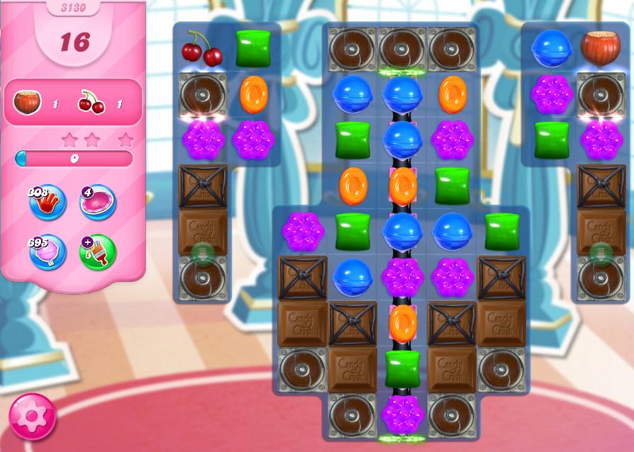 Candy Crush Saga level 3130