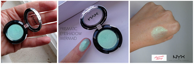 NYX PRISMATIC SHADOW MERMAID