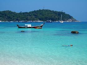 isla mas bonita tailandia