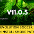 PES 2019 - SMOKE PATCH PES 19 V11.0.5 AIO 11.2018 - HƯỚNG DẪN TẢI VÀ CÀI ĐẶT