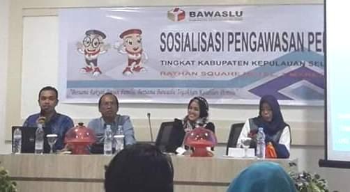 Suharno : Panwascam Dituntut Mampu Mencegah Politik Uang, Netralitas ASN, Dan Kepala Desa