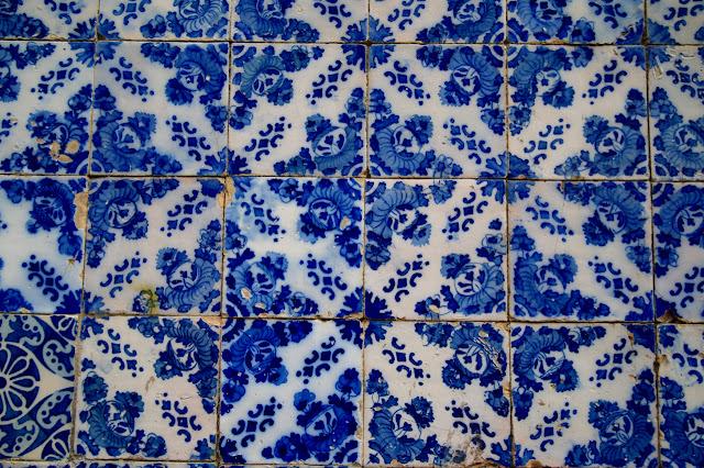 azulejo tiles, Porto, Portugal
